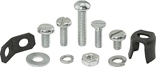 MACs Auto Parts 32-20245 Hood Ornament Max 61% OFF Hardware Pessenger Kit High quality -