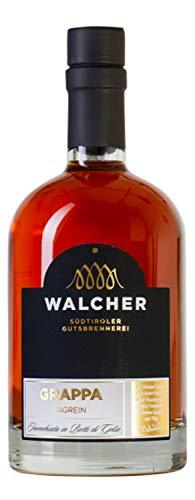 Grappa Lagrein gelagert im Maulbeerbaumfass 40% 50 cl. - Brennerei Walcher