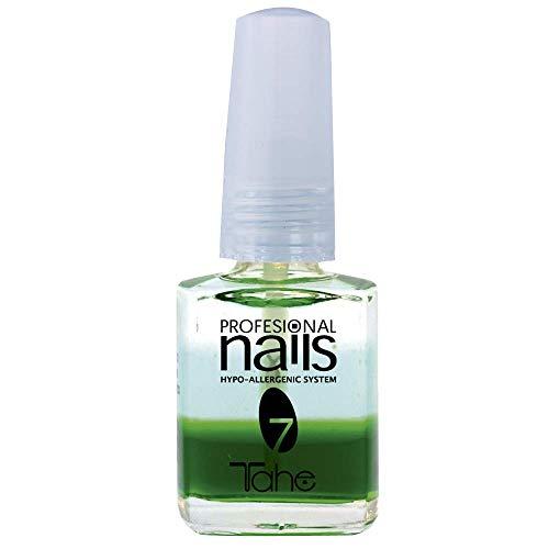 Tahe Profesional Nails Aceite Hidratante de Uñas y Cutículas Trifásico Nº7-15 ml