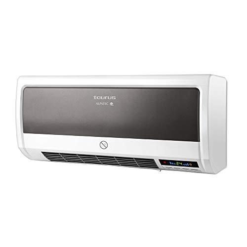 Taurus RCMB25 Pared, Calefactor para baño, con Mando a Distancia, 2 potencias de...