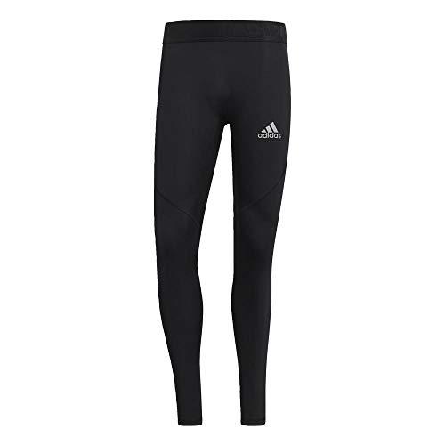 adidas Herren Alphaskin Sport Lange Tights, Black, XXXL - 3