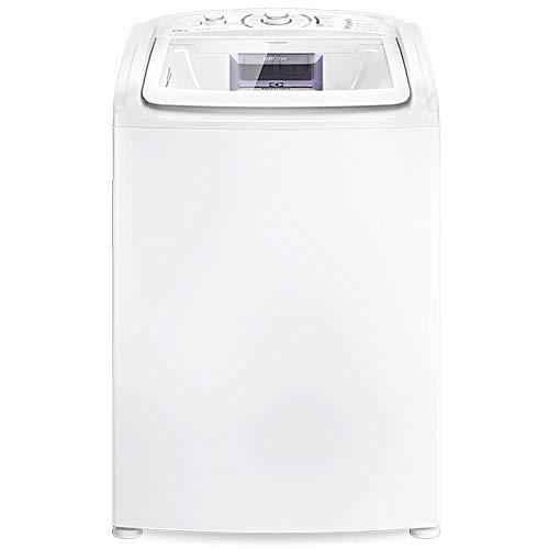 Máquina de Lavar 15kg Electrolux Essential Care Silenciosa com Easy Clean e Filtro Fiapos (LES15) 220V