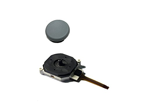 Vivi Audio For Nintendo 3DS XL/LL Parts Analog Controller Joystick Plus Stick Cap (Not Fit Nintendo 3DS)