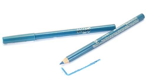 Saffron - Soft Kajal Kohl Eyeliner Pencil (117 Azure)