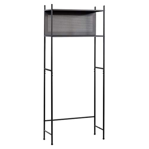 Sauder Boulevard Cafe Etagere, Black finish