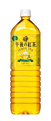 スマートマットライト キリン 午後の紅茶 レモンティー 1.5L PET ×8本