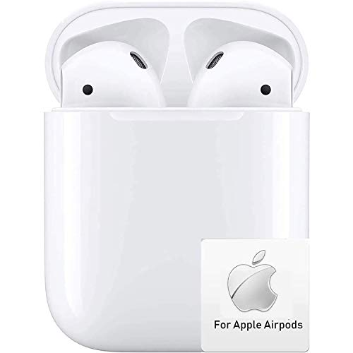 Auriculares Inalámbricos Bluetooth 5.0 Estéreo Hi-Fi, IPX5 reducción del Ruido estéreo 3D HD, in-Ear Auriculares con HD Mic,para Airpods/iPhone/Android/Samsung