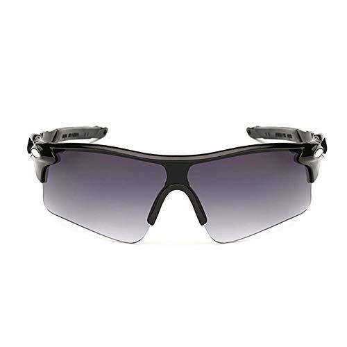 EDSWXT Rijbril, zonnebril, spiegelend, sportbril voor mannen en vrouwen