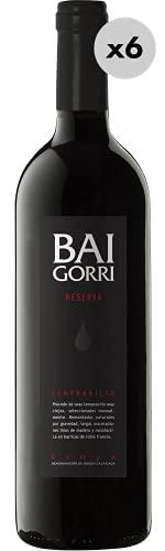 Baigorri Reserva, Vino Tinto, 6 Botellas, 75 cl