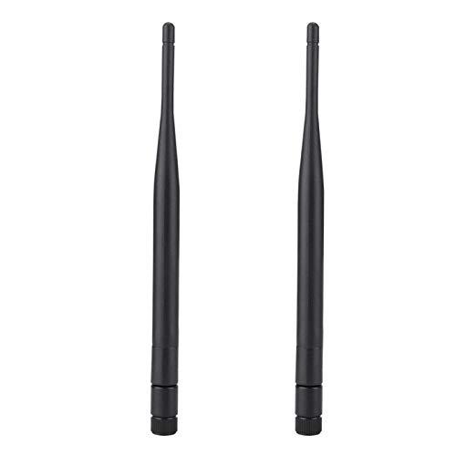 Antena inalámbrica 2.4G-5.8Ghz 6DBI Antena WiFi de Alta Ganancia SMA Antena de Interfaz Hembra para módulo