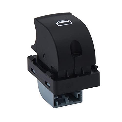 AutOcean Interruptor de Ventana eléctrico Interruptor de Ventana Principal para Audi A4 S4 B6 2003-B7 para Seat Exeo 8E0959851 8E0959855