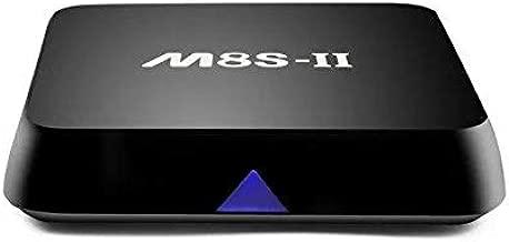 MITUHAKI M8S-II Android 5.1 4K Amlogic S905 64Bit 2GB/8GB BT4.0 2.4G/5G Wifi Box Android Mini - 1 x Spherical Screw - Home Audio & Video TV Boxes
