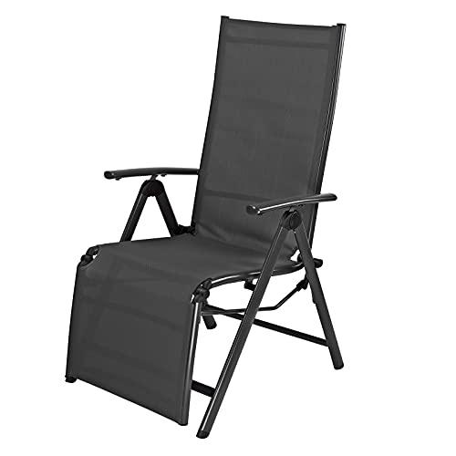 Hochlehner Liegestuhl Gartenstuhl Gartenliege Stuhl
