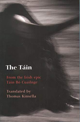 The Táin: From the Irish epic Táin Bó Cuailnge