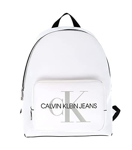 Calvin Klein Campus Backpack Bright White