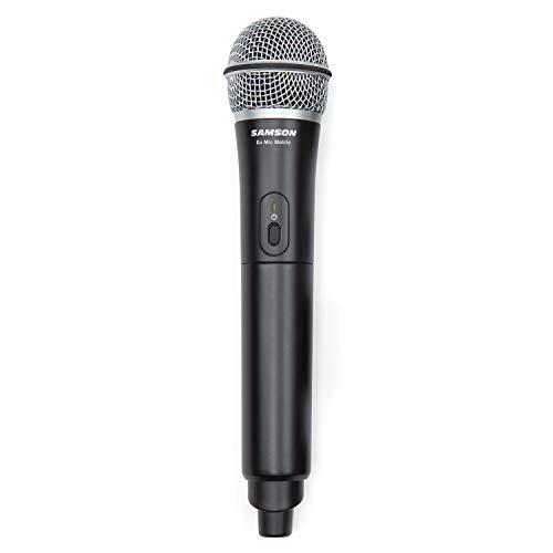 Microfone sem Fio Bastão (HXD2) Samson para Go Mic Mobile Handheld