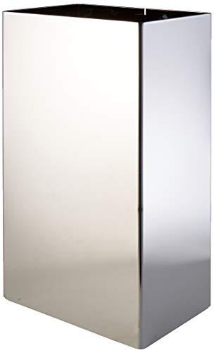 HEXOTOL - Armario botiquín con 2Puertas de Acero, 52x 20x 54cm, Color Blanco