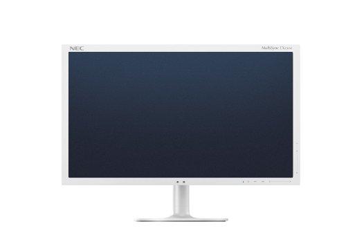 NEC Multisync EX231W 58,4 cm (23 Zoll) LCD-Monitor (DVI, 5ms Reaktionszeit) weiß