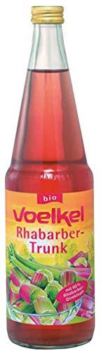 Voelkel Bio Rhabarber Trunk (6 x 700 ml)