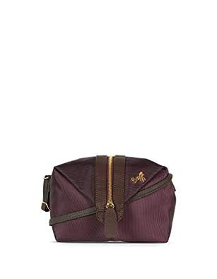 Baggit Women's Synthetic Sling Bag (Purple) (Lp Sean)