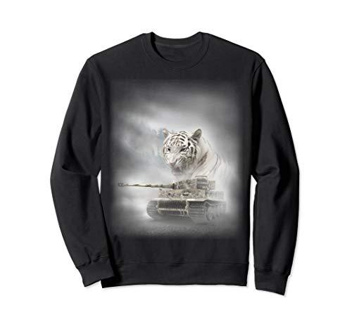 Panzerkampfwagen t-shirt - Panzer des Zweiten Weltkrieges Sweatshirt