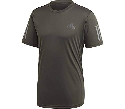 adidas Camiseta Club 3str para Hombre, Hombre, Camiseta, FU0909, Casual, Large