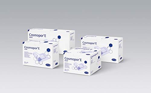 3er Set Cosmopor E steril, Wundpflaster/Wundverband 1 Packung 7,2 x 5cm, 1 Packung 10 x 8cm, 1 Packung 15 x8cm