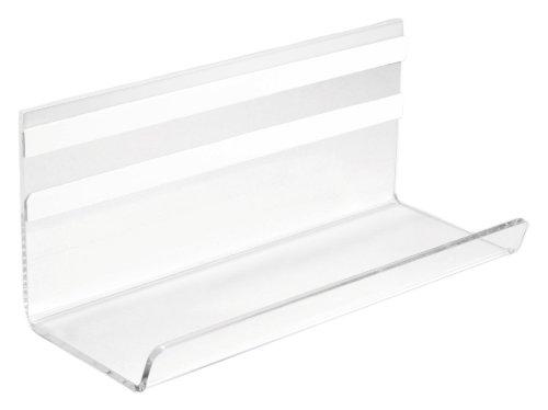 Sigel GL199 - Cubeta para lápices artverum, 17 cm, de acrílico transparente