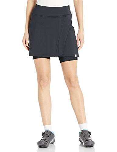 PEARL IZUMI Women's Select Escape Cycling Skirt, Black, Small