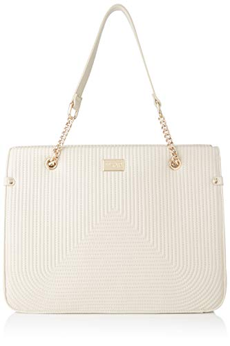 Trussardi Jeans, FRIDA TOTE LG QUILTED ECOLEATH Donna, W200, NR