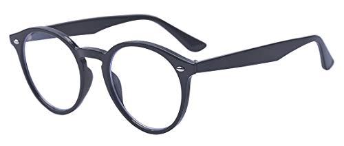 ALWAYSUV ALWAYSUV Blaulichtfilter Brille Bildschirmbrille Blaulicht Brillen mit Klar Linsen Unisex Design