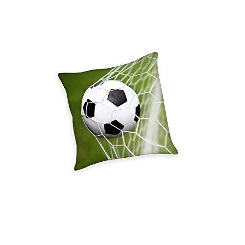Herding Young Collection - Cojín, diseño de balón de fútbol