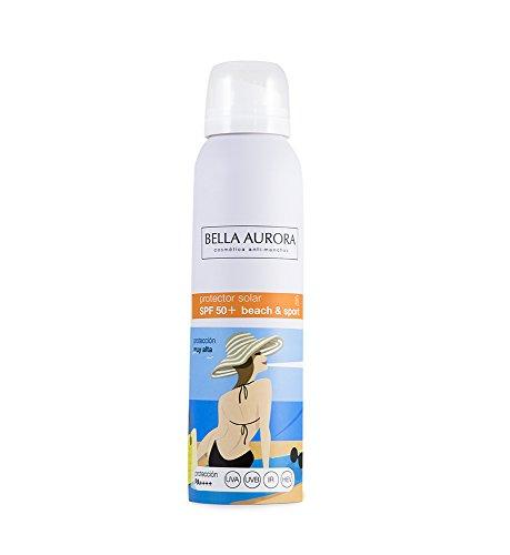 Bella Aurora Spray Protector Solar Facial SPF +50, 150 ml