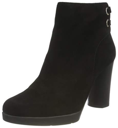 GEOX D ANYLLA HIGH G BLACK Women's Boots Chelsea size 40(EU)