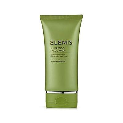 ELEMIS Superfood Facial Wash; Nourishing, Nutrient-dense Gel Cleanser, 5 Fl Oz