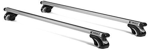 "Roof Rack Crossbars 54"" Universal Locking Crossbars by Vault"