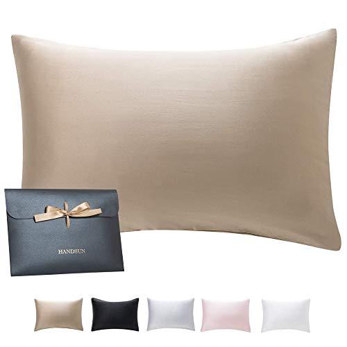 funda de almohada de seda fabricante HandSun