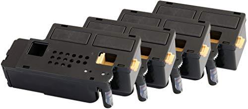 TONER EXPERTE® 4 Toner kompatibel für Dell C1660w