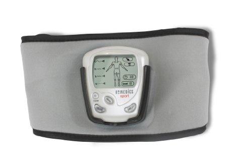 HoMedics Elettrostimolatore Addominale con 6 programmi, con display