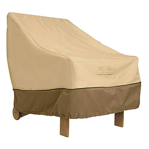 Nargut Garden Furniture Covers,Patio Chair Cover Dustproof Water Resistant Outdoor Sofa Chair Cover