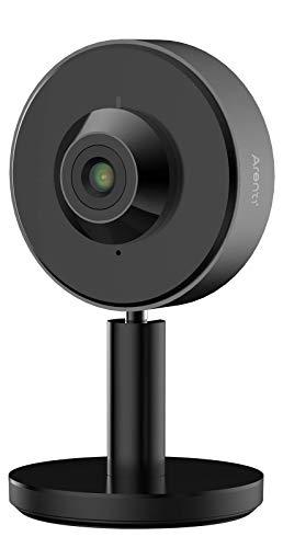 Arenti Überwachungskamera Innen 2K IP Kamera, Sicherheitskamera 2-Wege-Audio Wlan Nachtsicht Kamera, Indoor1 Home Security Camera für Innenbereiche, Bewegungserkennung