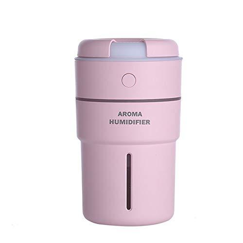 Cebbay Humectador del difusor del Aceite Esencial del ambientador del Filtro de Aire del humectador para el hogar/el Coche