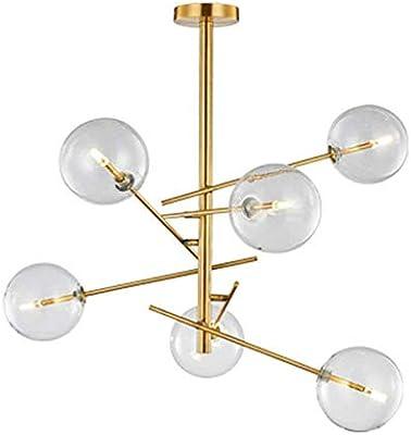Luminaire Lustre Simple Lighting Pendentif Moderne Stage MzpSUqV