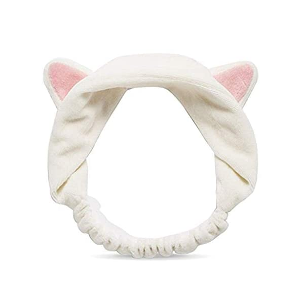 ETUDE HOUSE My Beauty Tool Lovely Etti Hair Band | A Cute and Lovely Tool To Keep Away Your Hair and Brighten Your Mood