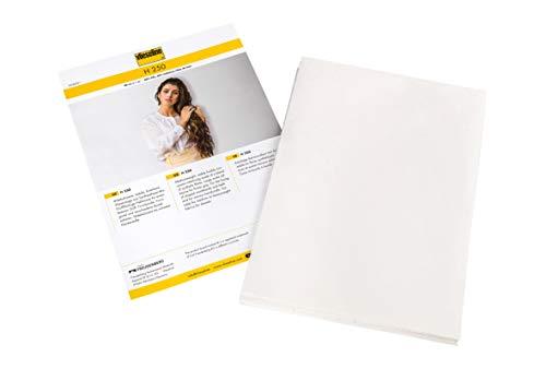Vlieseline – Entretela para planchado H 250, 90cmx1m, color blanco