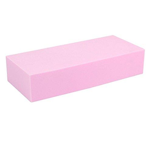 Bloque de esponja de aspiración PVA claro para limpieza de barcos de coche para limpieza de color rosa