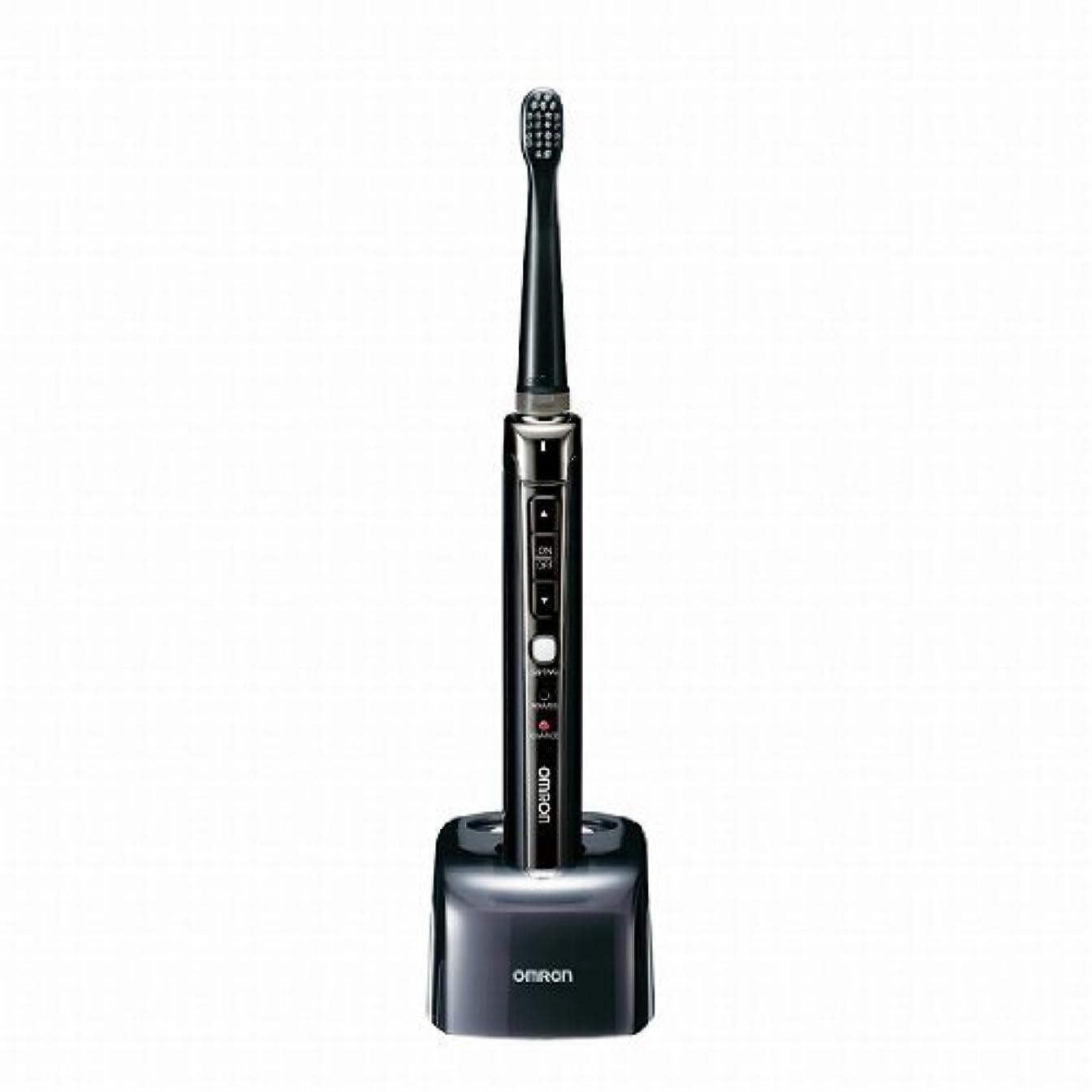存在新着ヒゲクジラOMRON オムロン音波式電動歯ブラシ メディクリーン HT-B454