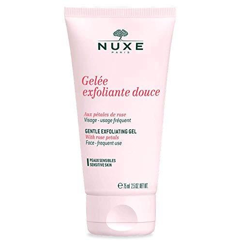 Nuxe Rose Petals Gelee Exfoliante Douce Esfoliante 75ml