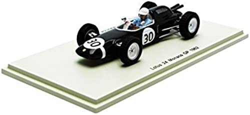 bajo precio del 40% Spark S2138 Lotus 24 GP Monaco 1962 1962 1962 Escala 1 43  orden ahora con gran descuento y entrega gratuita
