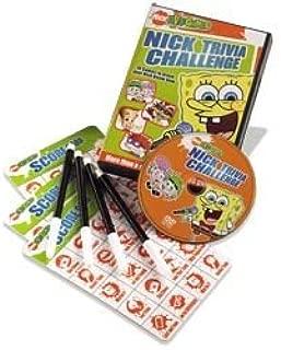 Imagination Entertainment Nickelodeon Trivia Challenge DVD Game